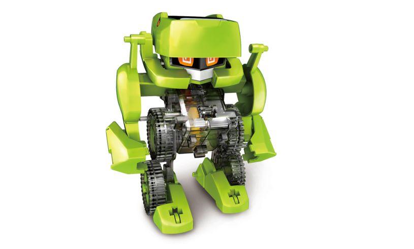 T4 Transforming Solar Robot