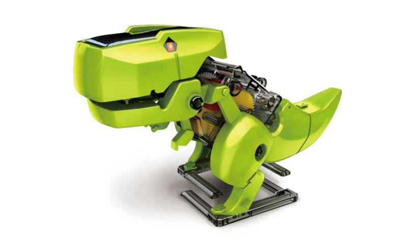 T4 Transforming Solar Robot - Dino