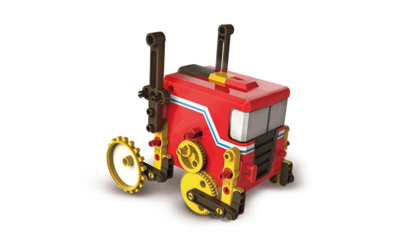 4 in 1 Robot Kit  Vehicle