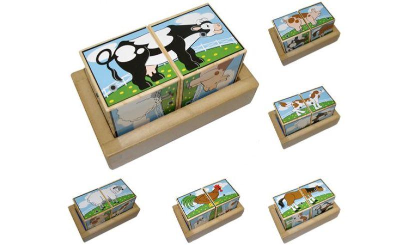 Farm Sound Blocks