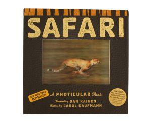 Safari Photicular Book - Animals in living motion
