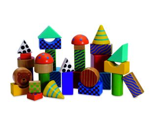 Create & Play Pattern Blocks Contents