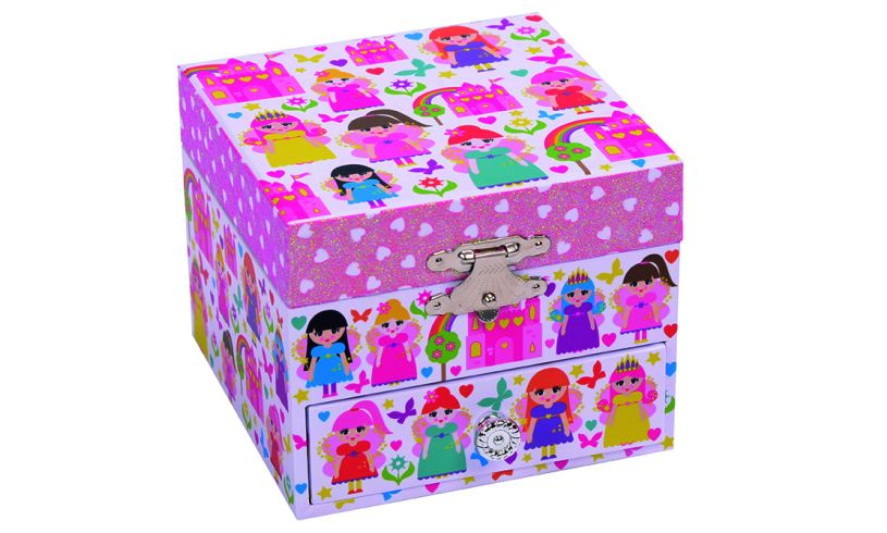 Fairy Princess Musical Box