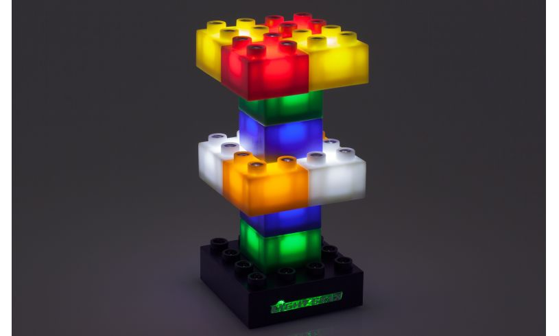 Light Stax - Light up Building Blocks