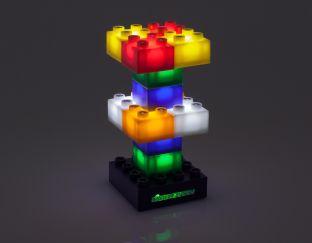 Light Stax - Light up Building Blocks