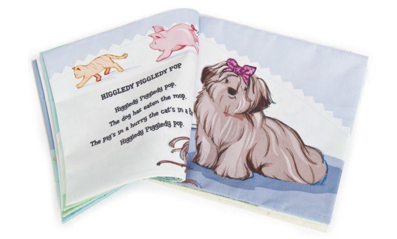 Nursery Rhymes Book Page Detail