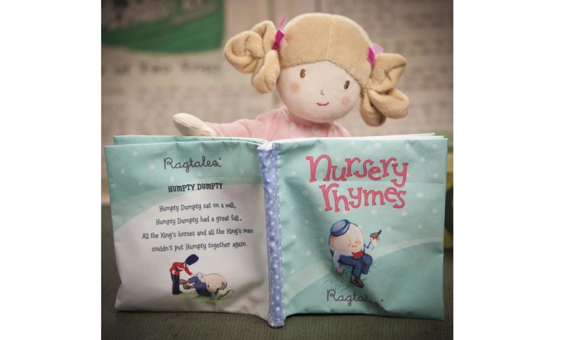 Nursery Rhymes Book Cover Details