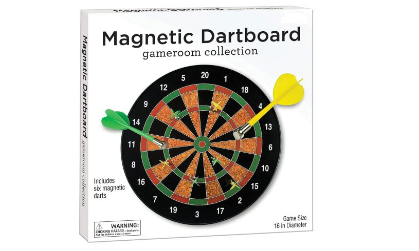 Magnetic Dartboard Box