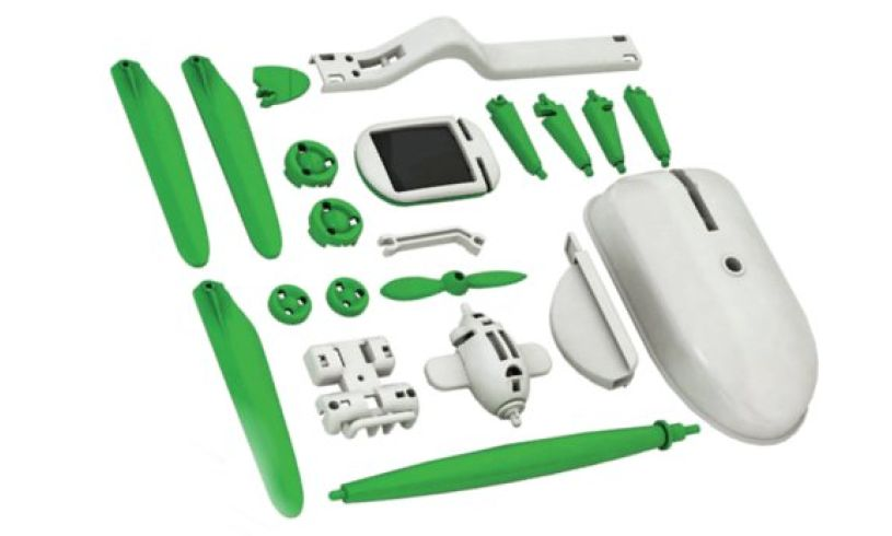 6 in 1 Solar Kit Contents