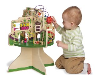 Tree Top Adventure - Wooden Activity Centre