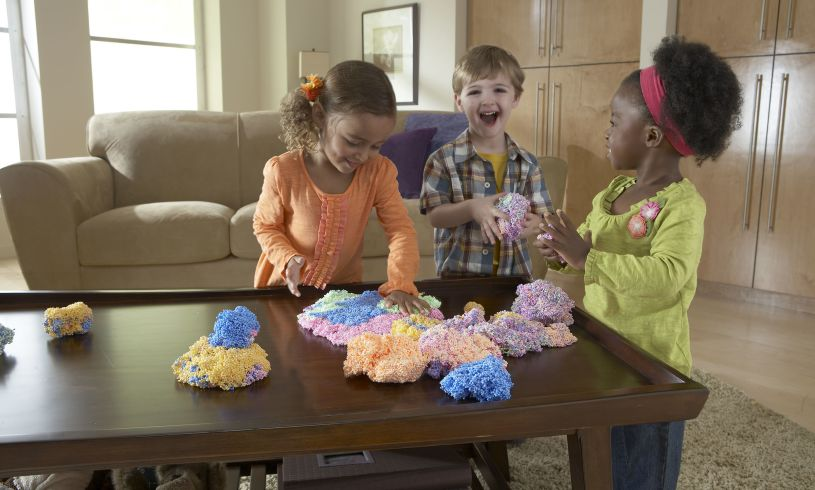 Play Foam 20 Pack - No Mess Fun!