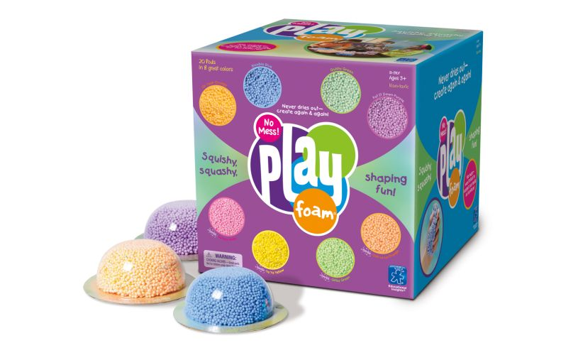 Play Foam Packaging