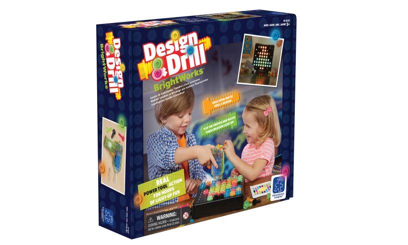 Design & Drill Box