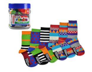 Totally Random - Six Odd Socks