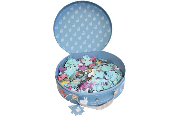 Our Blue Planet Puzzle Storage Box