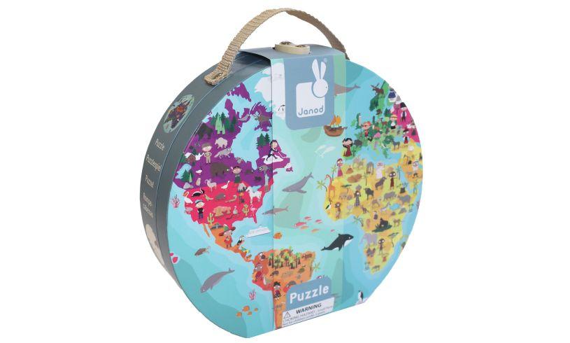 Our Blue Planet Puzzle - 208 Pieces