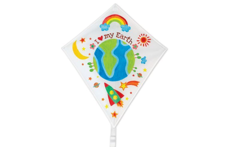 Design your own Kite Close Up