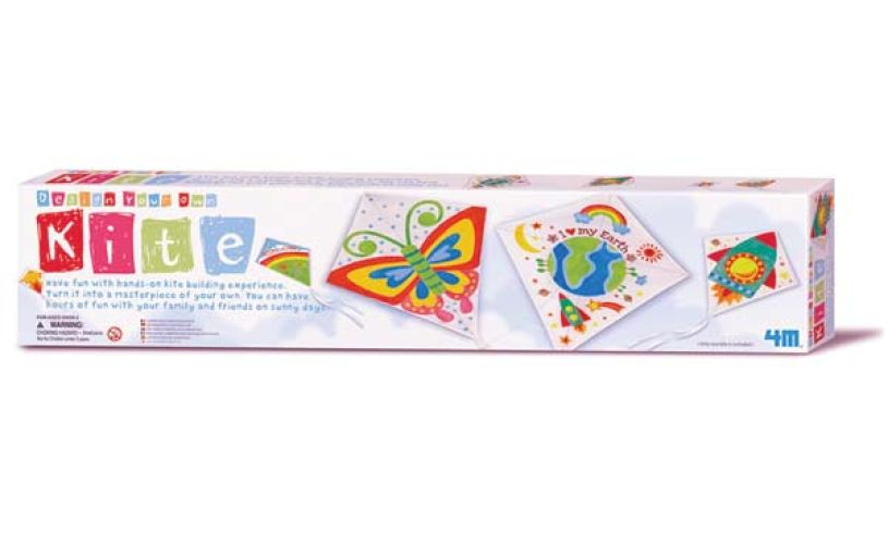 Design your own Kite Packaging