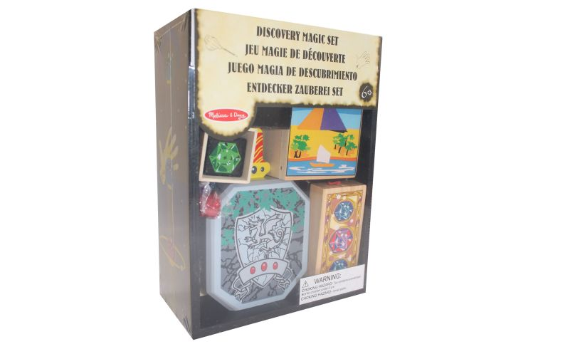 Magic Discovery Set Packaging