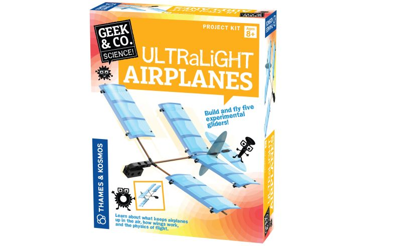 Ultralight Airplanes Packaging