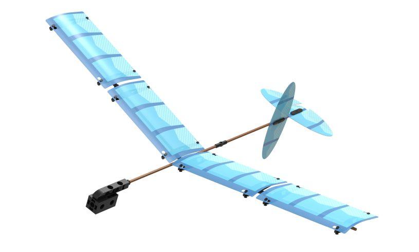 Ultralight Airplanes Model