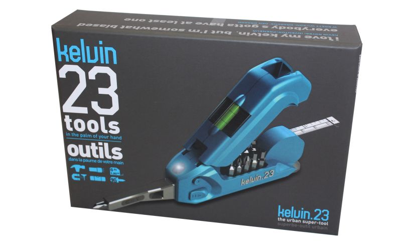 Kelvin Urban Super Tool Packaging