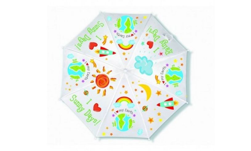 Design your own Umbrella Close Up