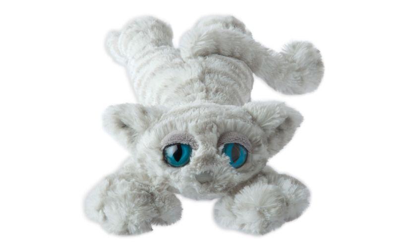 Lavish Lanky Cat - Snow