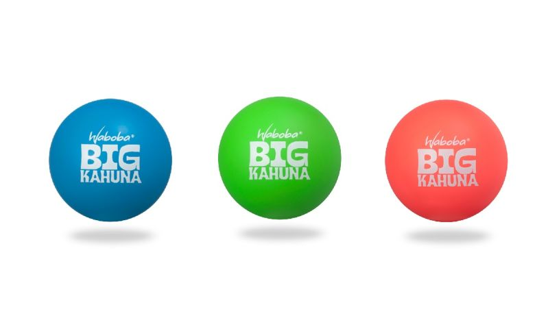 Waboba Big Kahuna Ball Colours