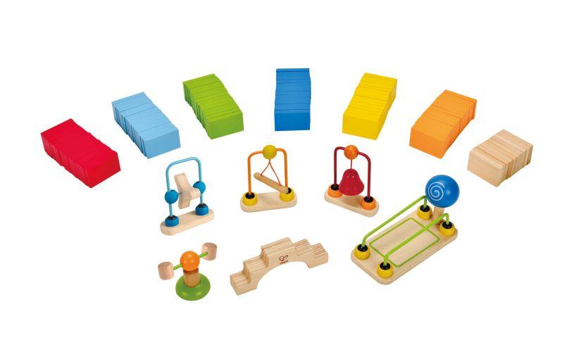 Dynamo Wooden Dominoes Pieces