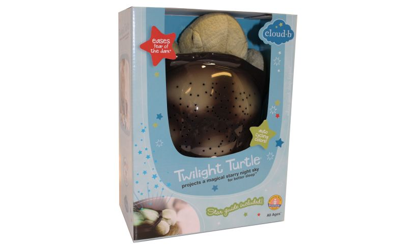 Twilight Turtle Starry Nightlight Packaging