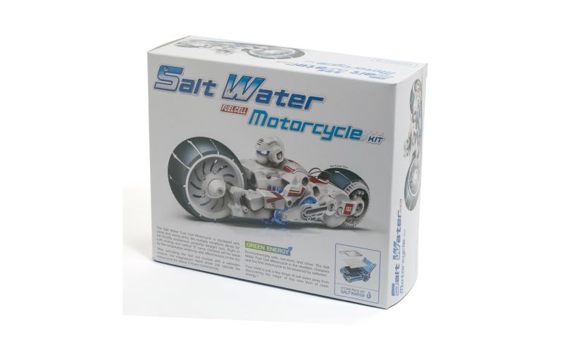 Salt Water Motorcycle Kit Box