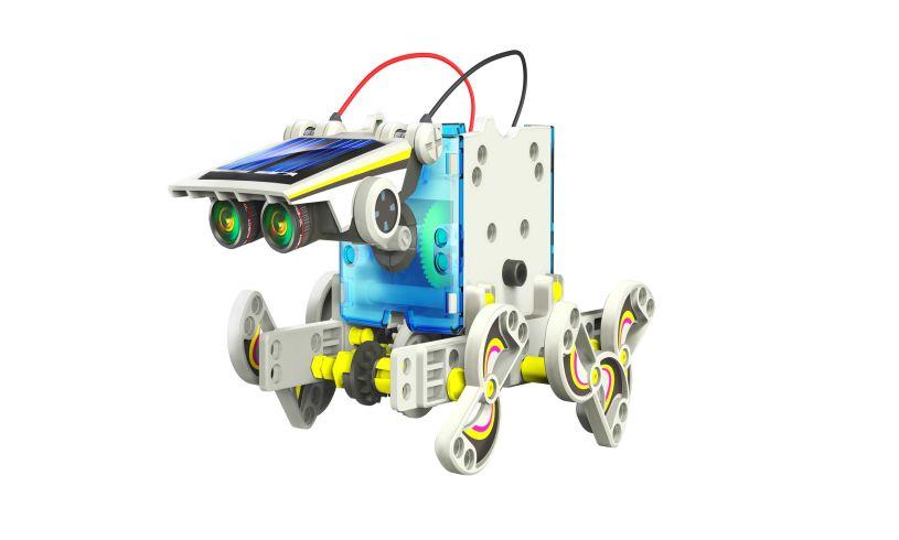 14 in 1 Solar Robot Kit - Beetle