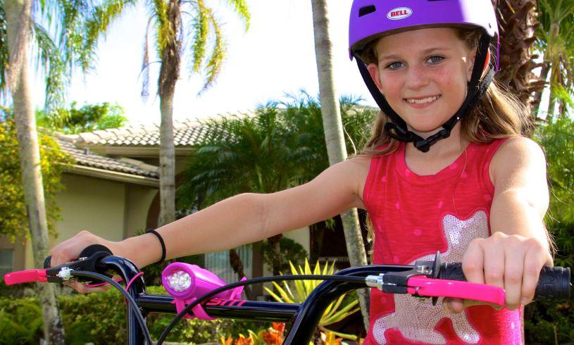 Purple Mini Hornit Lifestyle