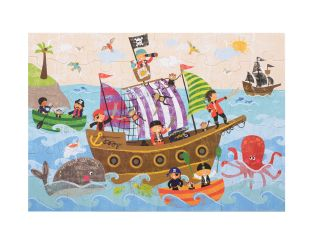 Ahoy, me hearties! - Pirate Jigsaw