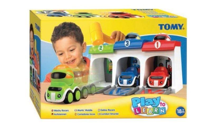 Wacky Racers Packaging