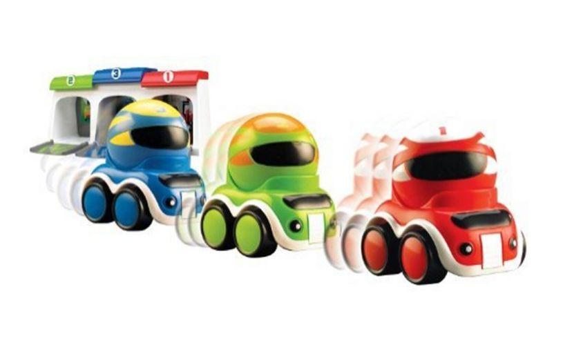 Wacky Racers Cars