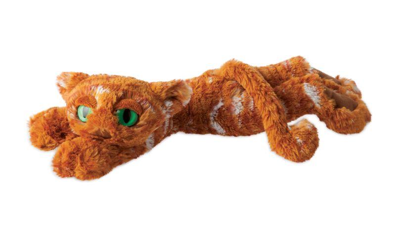 Ginger - Lavish Lanky Cat Detail