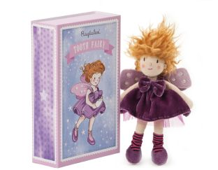 Ragtales Tooth Fairy Doll Box