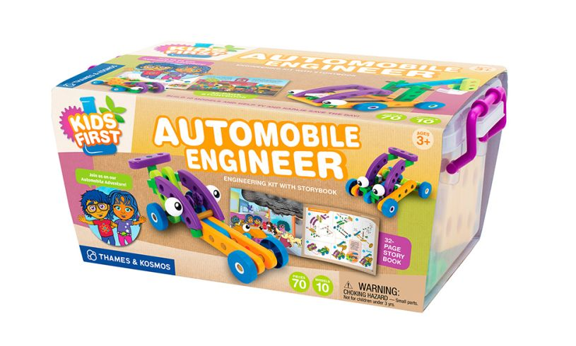 Thames Kosmos Automobile Engineer Box