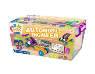 Thames Kosmos Automobile Engineer Contents