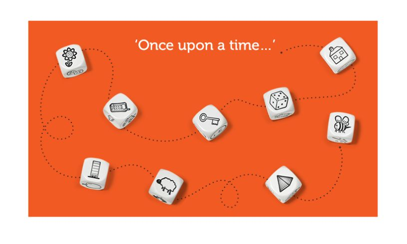 Story Cubes Detail