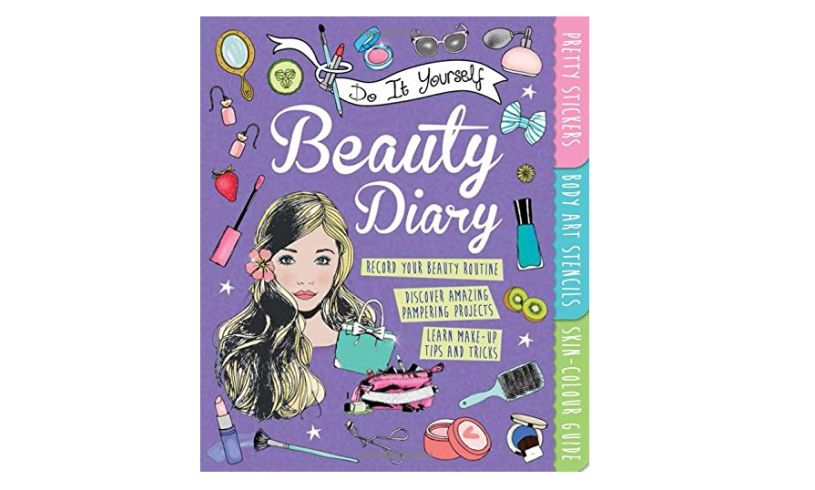 Do it yourself beauty diary brilliant childrens presents do it yourself beauty diary solutioingenieria Choice Image