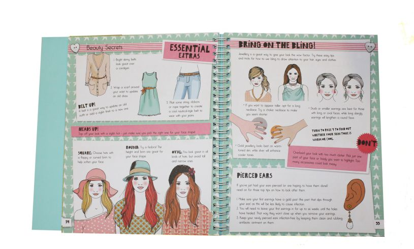 Do it yourself beauty diary brilliant childrens presents do it yourself beauty diary extras solutioingenieria Gallery