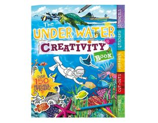 The Under Water Creativity Book