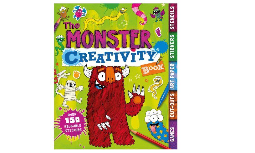 The Monster Creativity Book