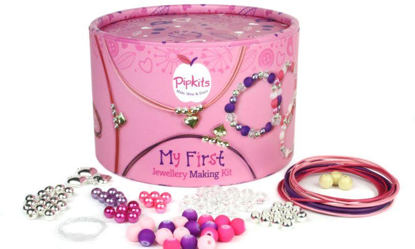 My First Jewellery Making Kit Pipkits