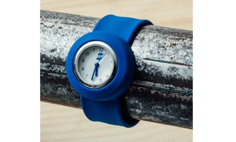 Blue Slappie Watch