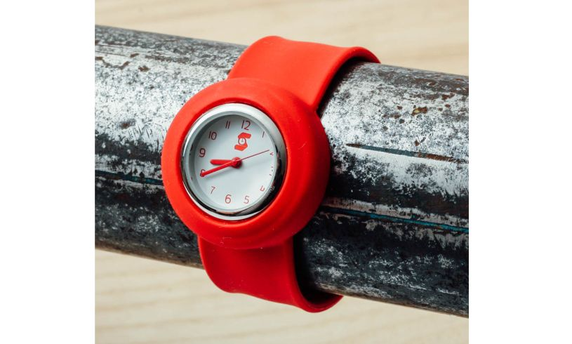 Red Slappie Watch