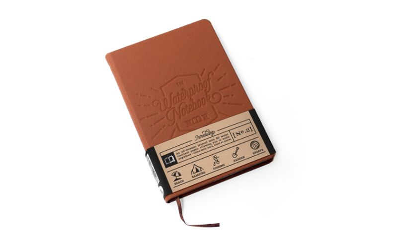 Luckies Waterproof Notebook